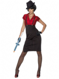 Costume Donna Gangster | 33722